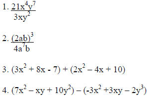 Simplifying rational expressions homework help