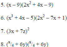 Simplify and write answer without negative exponents: